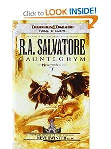 Neverwinter Saga, Book I  - R.A. Salvatore