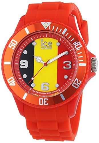 Ice-Watch WO.BE.B.S.13 - Orologio da polso uomo, silicone, colore: rosso