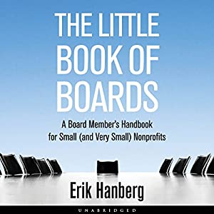 The Little Book of Boards Audiobook