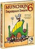 Pegasus Spiele 17216G - Munchkin 6: Durchgeknallte Dungeons - 2011 Edition