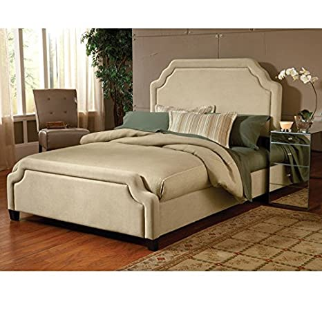 Hillsdale Carlyle Bed in Chocolate - California King