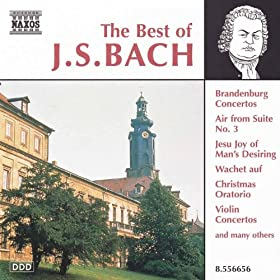 Bach, J.S. (The Best Of)