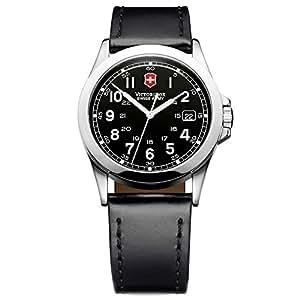 Victorinox Swiss Army Men's Infantry Leather Watch #24653
