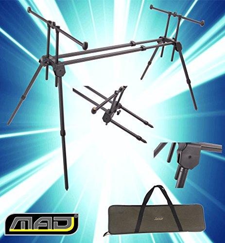 DAM MAD SLR II Rod Pod - für 3 Ruten