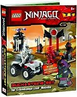 LEGO Ninjago Buch & Steine-Set: für 15 einmalige LEGO Modelle
