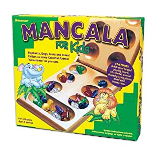Mancala For Kids from Pressman Toy International