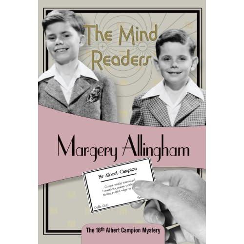 The Mind Readers: Albert Campion #18