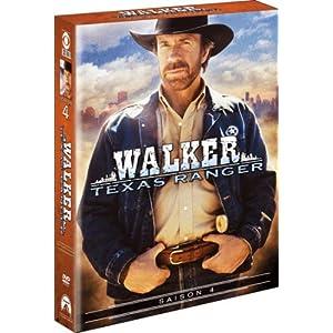 Walker, Texas ranger - Saison 4 (Coffret 7 DVD)