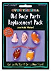 Old Body Parts Replacement Pack ~ Ove…