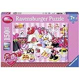 Ravensburger 10005 - Minnie Nella Boutique Puzzle, 150 Pezzi