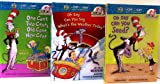 The Cat in the Hat's Learning Library Collection (Oh Say Can You Seed? / Oh Say Can You Say What's the Weather Today? / One Cent, Two Cents, Old Cent, New Cent) (0307728242) by Dr. Seuss