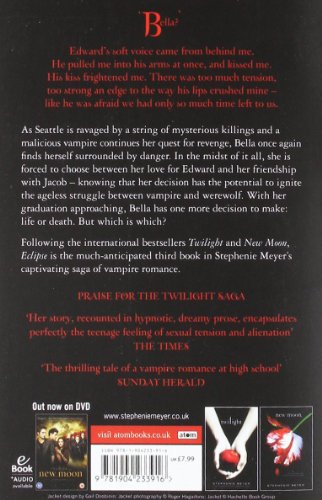Eclipse: 3 (Twilight Saga)