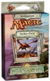 MAGIC: The Gathering Weltenerwachen Intro-Pack Schnellfeuer (deutsch)