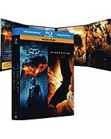 The Dark Knight, le chevalier noir - Batman Begins : coffret 2 Blu-ray [Blu-ray]