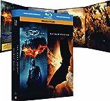 echange, troc The Dark Knight, le chevalier noir - Batman Begins : coffret 2 Blu-ray [Blu-ray]