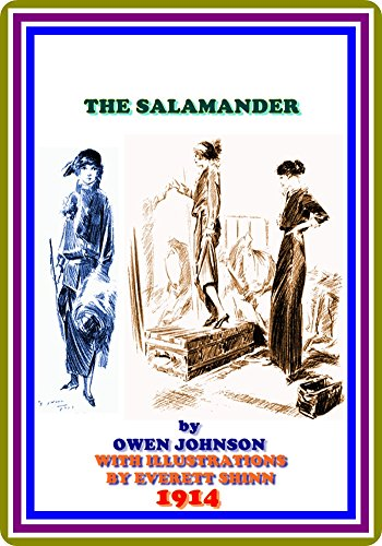 The Salamander by Owen Johnson
