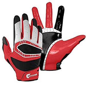Buy Cutters Gloves REV Pro 3D Receiver Glove (Pair) by Cutters