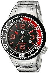Swiss Legend Men's 21819P-11-RB Neptune Force Stainless Steel Watch