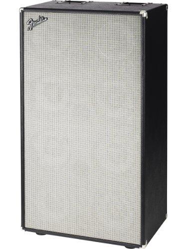 Fender Bassman 810 Neo, 2000-Watt 8X10-Inch Speaker Cabinet - Black