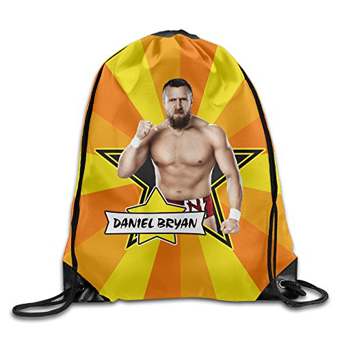 Daniel Bryan Drawstring Bag (Candy)
