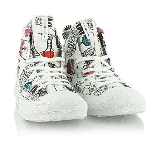 Converse CT AS Premium HI Marimekko Schuhe Damen Sneaker, Schuhe:EUR 37