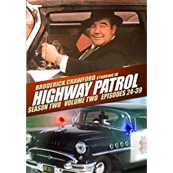Highway Patrol: Season 2 - Volume Two (Episodes 24 - 39) - Amazon.com Exclusive