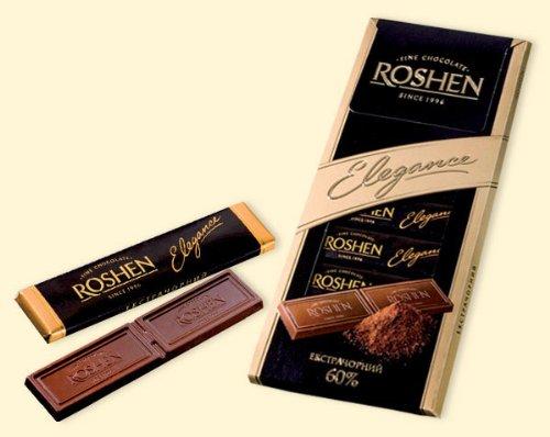 Extra-Dark Chocolate - Roshen