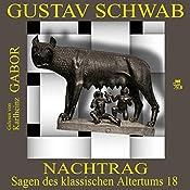 Nachtrag (Sagen des klassischen Altertums 18) | Gustav Schwab