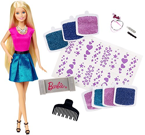 mattel-barbie-clg18-glitzer-haar-barbie