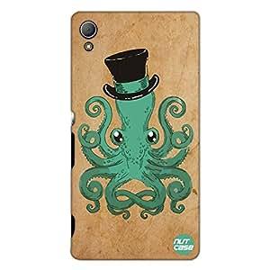 Designer Sony Xperia Z3 Case Cover Nutcase -Hipster Octopus