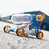 Menkind Air Powerd Engine Car Build It Yourself Kit