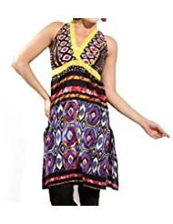 Magnetic Designs Women Cotton Printed Kurta