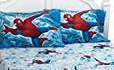 Spiderman Full Sheet Set, 180 Thread Count