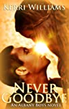 NEVER GOODBYE (An Albany Boys Novel Book 1)