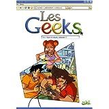 Les Geeks : Pack en 2 volumes : Tome 1, Un clavier azerty en vaut deux ! ; Tome 2, Dans le doute, reboote !par Gang