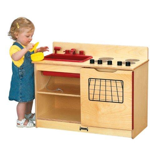 Jonti-Craft 04061JC KINDER-KITCHEN REFRIGERATOR - Buy Jonti-Craft 04061JC KINDER-KITCHEN REFRIGERATOR - Purchase Jonti-Craft 04061JC KINDER-KITCHEN REFRIGERATOR (Jonti-Craft, Toys & Games,Categories,Pretend Play & Dress-up,Sets,Cooking & Housekeeping,Kitchen Playsets)