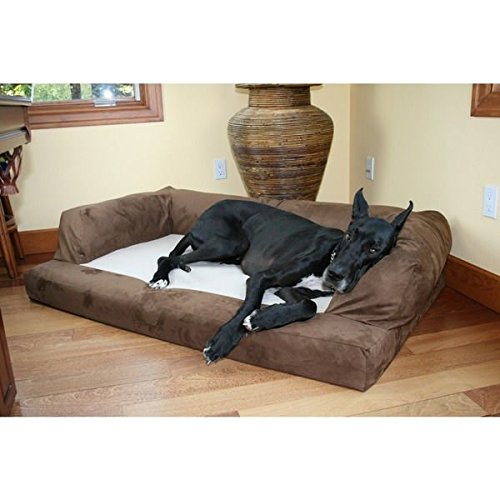 large-dog-bed-orthopedic-foam-sofa-couch-extra-large-size-great-dane-chocolate-by-hidden-valley