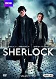 51FP%2BD6jyfL. SL160  Sherlock: Season Two