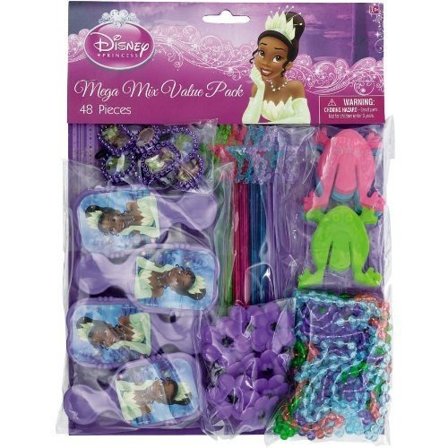 Princess & The Frog Favor Packs (Tiana Party Supplies compare prices)