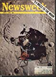 NEWSWEEK Apollo 10 NASA Moon Landing Berkeley Vietnam Hamburger Hill 6/2 1969