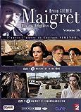 echange, troc Maigret - L'intégrale, volume 16 - Maigret et le fantôme/Maigret et le marchand de vin