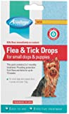 Armitage Flea and Tick Drops for Small Dogs/ Puppies, 12 Weeks Treatment