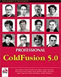 img - for Professional ColdFusion 5.0 book / textbook / text book