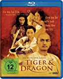 echange, troc Tiger & Dragon - Arthaus [Blu-ray] [Import allemand]