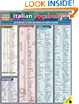Italian Vocabulary: Reference Guide (...