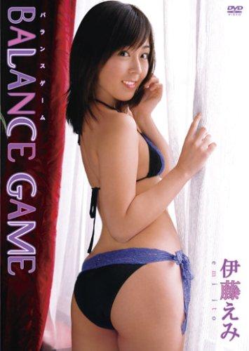 BALANCE GAME 伊藤えみ 画像