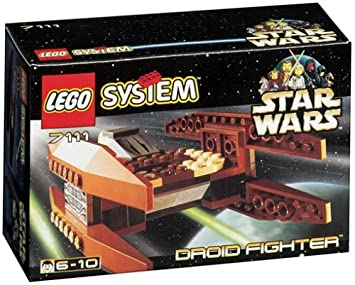 LEGO System Star Wars 7111 - Droid Fighter Episode I