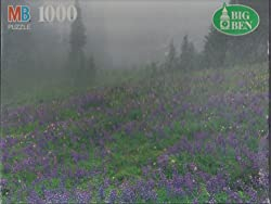 Olympic National Park, WA, Big Ben 1000 Pieces Puzzle