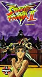 echange, troc Street Fighter II V6 (Sub) [VHS] [Import USA]