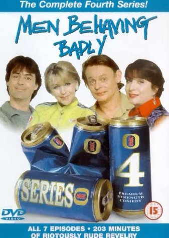 Men Behaving Badly - Series 4 BBC [1992] [DVD]